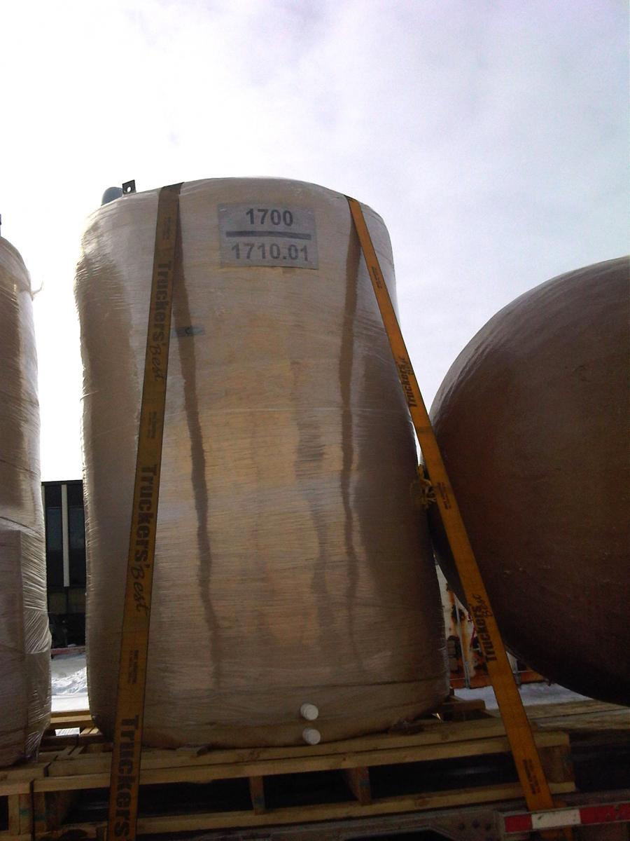 Fibreglass Above Ground Tanks Mocoat Solutions